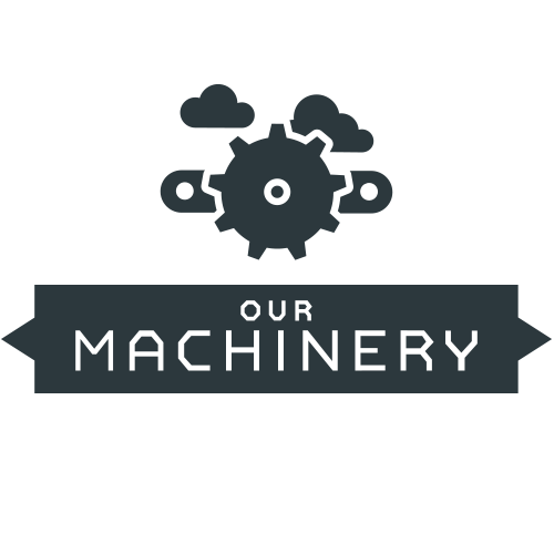 The Anti-Feature Dream · Our Machinery